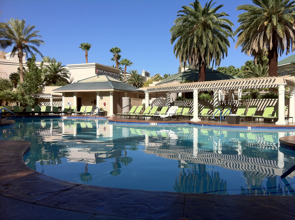 Staying at the Four Seasons is a must if you want to do Las Vegas in style