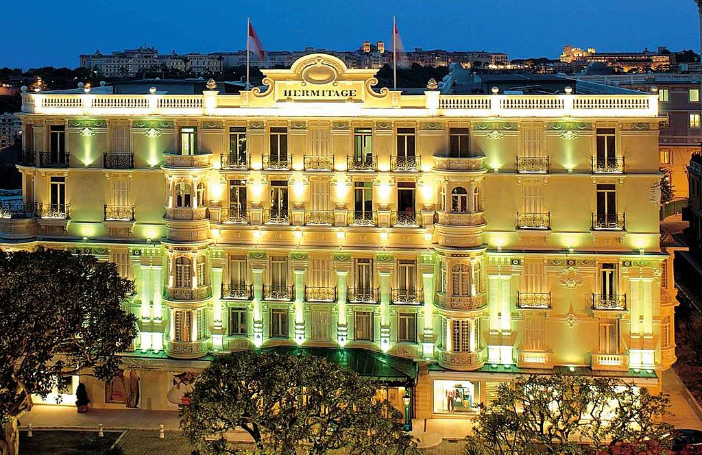Wondering where to stay in Monaco? The Hermitage is among the best of the bunch