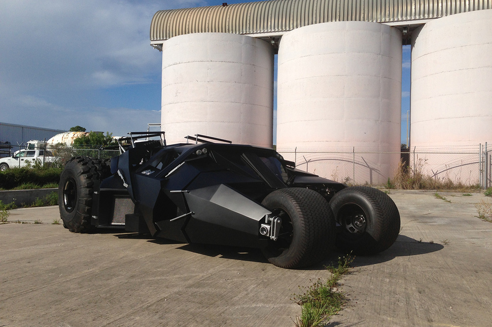 Street-Legal Batmobile